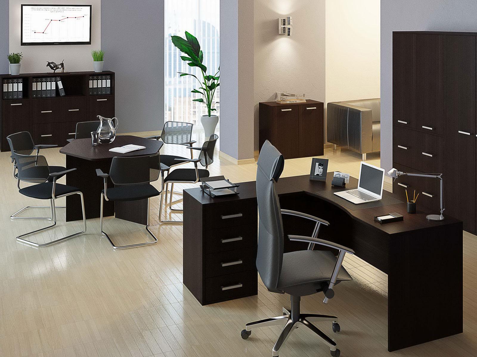 Все цвета офисной мебели фото