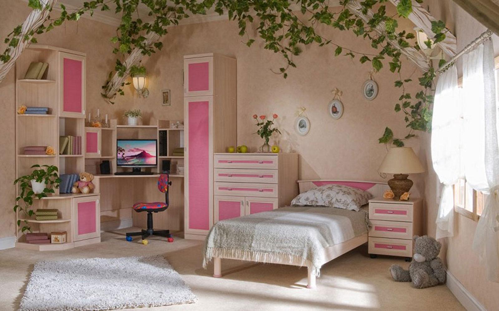 Мебель для детской комнаты в Ярославле.